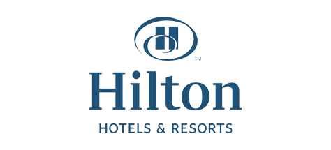 Hilton Hotels and Resorts Logo