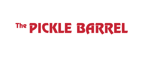 The Pickle Barrel Logo